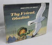 Thy Friend  Obadiah First Edition