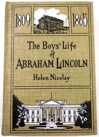 image of The Boys' Life of Abraham Lincoln