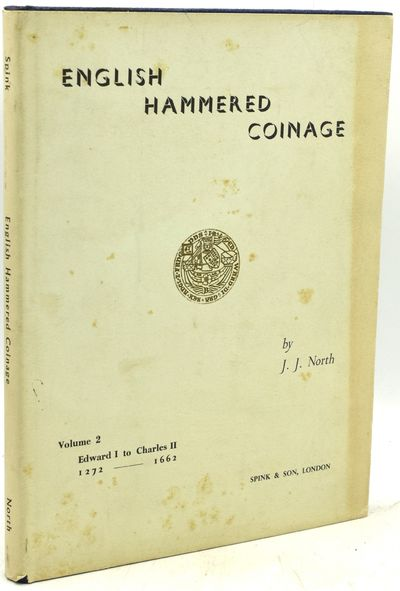 London: Spink & Son, 1960. Hard Cover. Very Good binding/Very Good dust jacket. Volume II only of J....