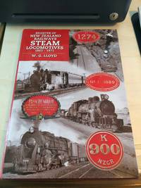 image of Register of New Zealand Railways Steam Locomotives, 1863-1971 (and Beyond)