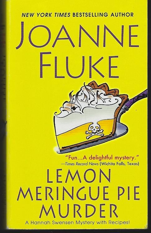 LEMON MERINGUE PIE MURDER, Fluke, Joanne