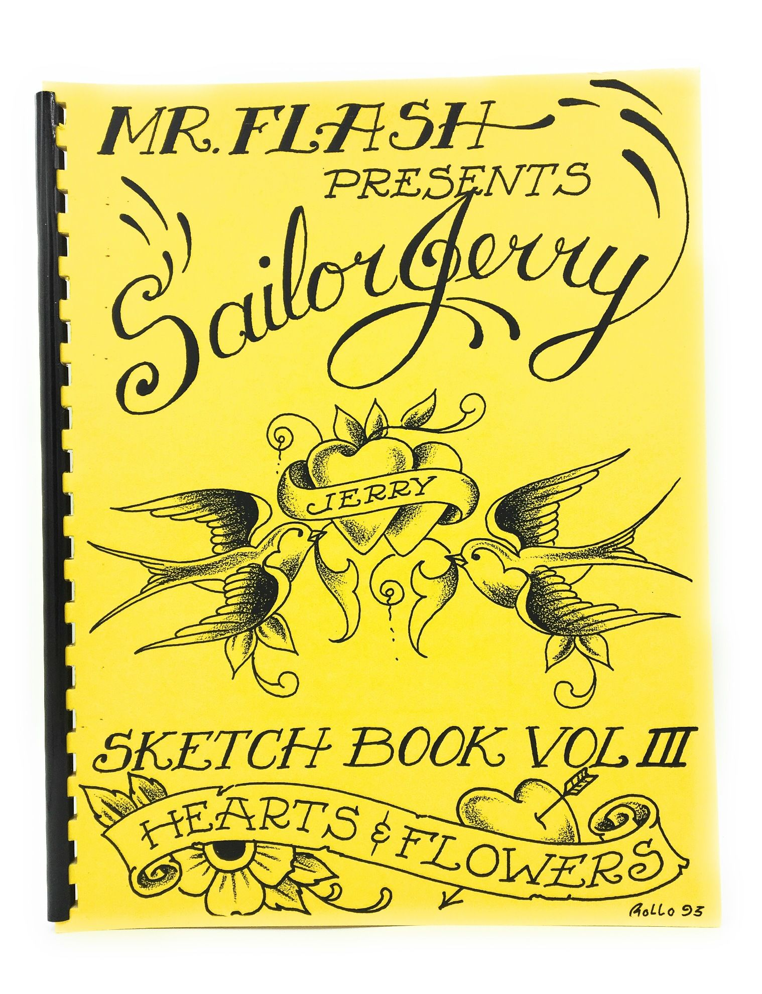 Sailor Jerry Sketchbook Vol 4 40 More Pages Of Jerry S Girls By Sailor Jerry Norman Keith Collins 1994
