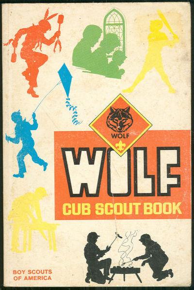 WOLF CUB SCOUT BOOK
