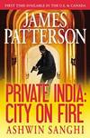 image of Private India: City on Fire (Jack Morgan Series)