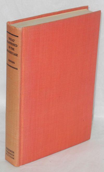 New York: Brewer, Warren & Putnam, 1932. Hardcover. xiii, 258p., front., illus., very good hardcover...