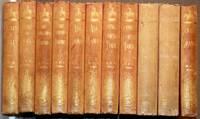 11 Volume Set: Handley Cross or Mr. Jorrocks's Hunt (2 vols.); Ask Mamma or The Richest Commoner (2 vols.); Mr. Sponge's Sporting Tour (2 vols.); Mr. Facey Romford's Hounds (2 vols.); Plain or Ringlets (2 vols.); Hawbuck Grange Or the { 11 Volume Set }