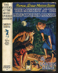 The Mystery At the Moss-Covered Mansion: Nancy Drew Mystery Stories, 18