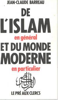 image of De l'islam en général et du monde moderne en particulier