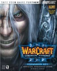 Warcraft Vol. III : The Frozen Throne, Official Strategy Guide