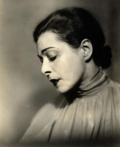 ALLA NAZIMOVA (ca. 1930) by Maurice...