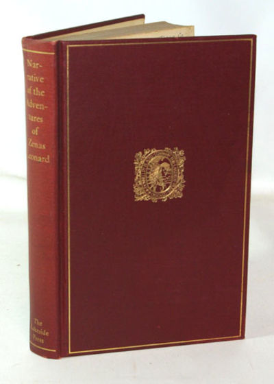 Chicago: The Lakeside Press, 1934. First thus. Very good+ in red cloth covered boards with gilt text...
