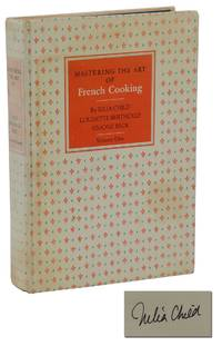 Mastering the Art of French Cooking by  Julia  Louisette; Child  - Reprint  - 1974  - from Burnside Rare Books, ABAA (SKU: 140940717)