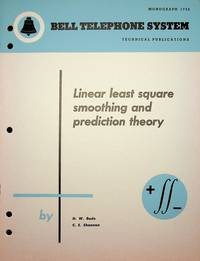A Simplified Derivation of Linear Least Squares Smoothing and Prediction Theory