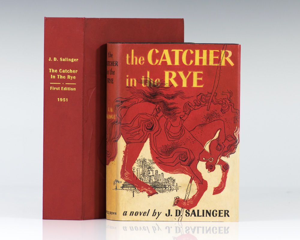 the world view of jd salinger in the novel the catcher in the rye Mental illness and mental disorders in catcher in the rye by j main character of jd salinger's novel catcher in the rye point of view.