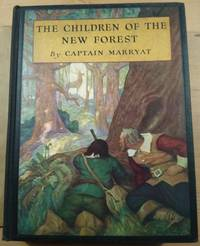The Children of the New Forest; Illustrated by Safford Good