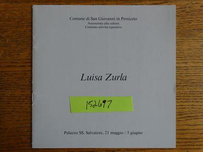 Comune di San Giovanni in Persiceto. Softcover. VG. Tan-gray stapled paper wraps, , 3 color plates. ...