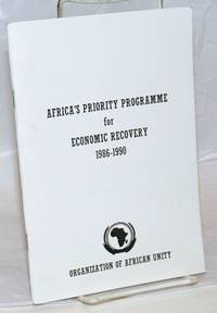 image of Africa's priority programme for economic recovery 1986-1990
