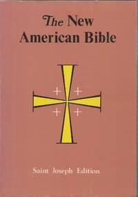image of New American Bible; Saint Joseph Edition