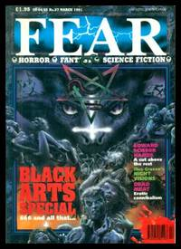 image of FEAR - Fantasy, Horror and Science Fiction - Issue 27 - March 1991