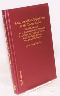Asian American experiences in the United States; oral histories of first to fourth generation Americans from China, the Philippines, Japan, India, the Pacific Islands, Vietnam and Cambodia