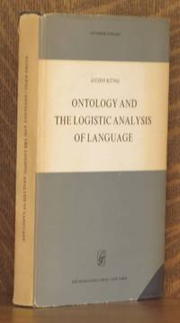 ONTOLOGY AND THE LOGISTIC ANALYSIS OF LANGUAGE, AN ENQUIRY INTO THE CONTEMPORARY VIEWS ON UNIVERSALS