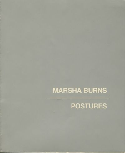 Carmel: The Friends of Photography, 1982. First edition. Burns, Marsha. 4to., 48 pp., 34 full-page b...