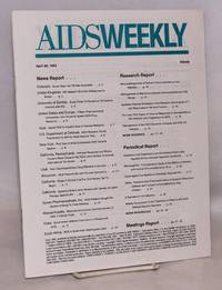 AIDS Weekly: April 26, 1993
