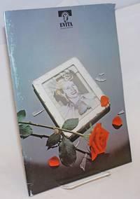 Robert Stigwood in association with David Land presents Evita [souvenir program] Prince Edward Theatre