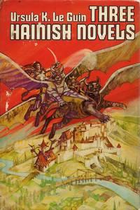 Three Hainish Novels by Ursula K. Le Guin - Hardcover - 1978 - from Bujoldfan (SKU: 03271205SFBC3208gb)