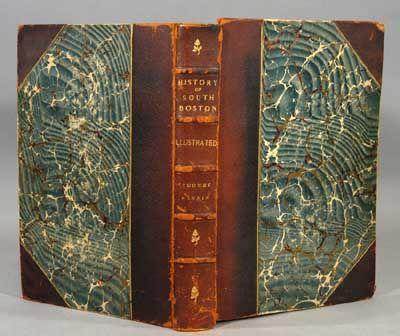 1901. TOOMEY, John J. & Edward P. B. RANKIN. HISTORY OF SOUTH BOSTON (ITS PAST AND PRESENT) AND PROS...
