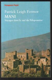 image of MANI. Voyages dans le sud du Péloponnèse