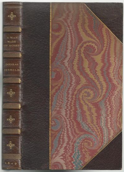 London: The Punch Office, 1849. First Edition. Three Quarter Leather. Very Good. Leech, John. , 283,...