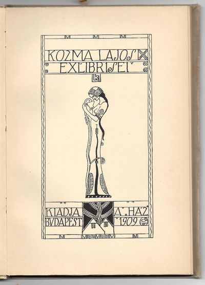 Kozma Lajos exlibrisei. [Lajos...