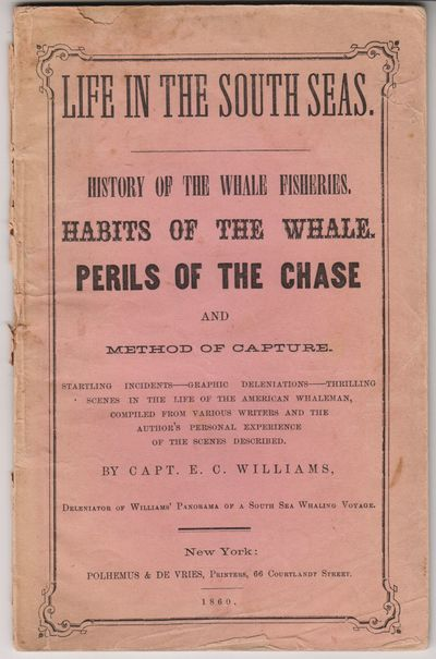 Life in the South Seas. History of...