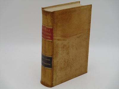San Francisco. : Frank Eastman. , 1866 . Full leather, red and black spine labels, gilt spine title,...
