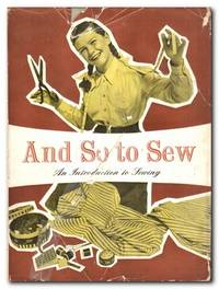 image of And So To Sew An Introduction to Sewing