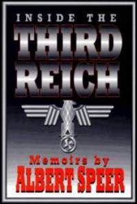 Inside the Third Reich: Memoirs by Albert Speer - Hardcover - 1999-05-02 - from Books Express and Biblio.com