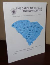 The Carolina Herald and Newsletter, Vol. XXXIV, No. 3, July, August, September, 2006