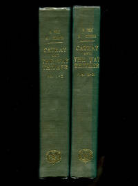 Cathay and the Way Thither: Being A Collection of Medieval Notices of China (Four Volumes in Two: Vol. I-II & Vol. III-IV) by  Henry & Henri Cordier Yule - Hardcover - Reprint Edition - 1966 - from Book Happy Booksellers (SKU: 014237)