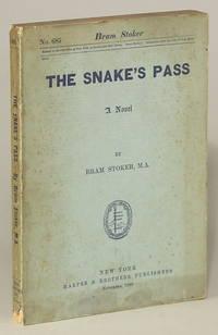 THE SNAKE'S PASS: A NOVEL