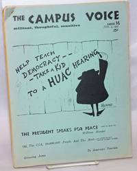 image of The Campus Voice [three issues: 16, 18 and 19]