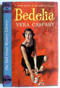 Bedelia (The Dell Great Mystery Library Number 28) by Vera Caspary - Paperback - 1960 - from ThatBookGuy and Biblio.com