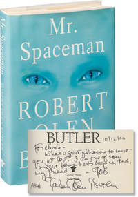 image of Mr. Spaceman (First Edition, inscribed to fellow author Chris Offutt)