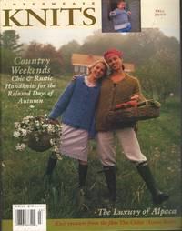 Interweave Knits, Fall 2000