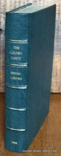 NY:: McClure, Phillips & Co.,. Very Good. 1905. Hardcover. The author's second book. A novel about m...