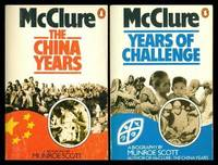 image of McCLURE: The China Years - with - Years of Challenge - Biography