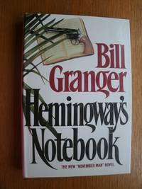 image of Hemingway's Notebook