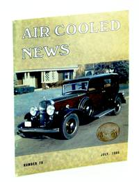 "Air Cooled News, Number 79, July 1980, Vol. XXVII, No. 1 - Raymond H. Dietrich 1894-1980 / The Franklin ""Airman"""