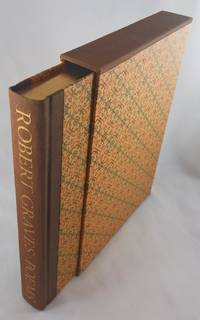 ROBERT GRAVES POEMS SELECTED AND INTRODUCED BY ELAINE KERRIGAN ( SIGNED / SLIPCASE)