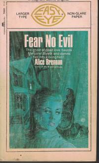 image of Fear No Evil Ghost of a Dead Love Haunts Margaret Blyeth and Damns Her to  a Living Hell!